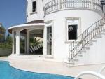 Antalya belek te kiralık özel havuzlu lüks villa