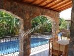 Mugla Fethiye de özel havuzlu kiralık lüks villa