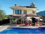 Muğla Fethiye de özel havuzlu lüks villa