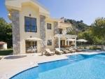 İzmir ceşme de lüks kiralık havuzlu villa