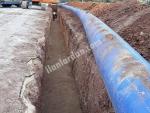Arıtma tesisleri içme suları DSİ arazi sulama polietilen boru alın kaynağı elektrofüzyon kaynağı saha borulama ustası erdal töre 0538 3337858