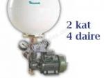 Baymak PKM Serisi - Periferik Pompalı PKM 100 / 2 Kat / 4 Daire Paket Hidrofor