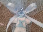 tulumlu bebek şekeri mevlit süsü renkli taş kelebek taşlı biblo mıknatıslı lavanta kokulu