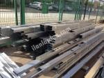 Hafif Çelik Yapı Profilleri - Açık Profil Güncel Fiyatları
